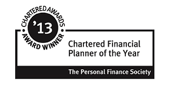 Chartered Financial Planner of the year 2013