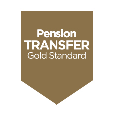 Pension Transfer Gold Standard logo 2021